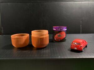 Furuta Choco Q Egg Toyota Series Vol. 1 No. 13 Vitz U Red