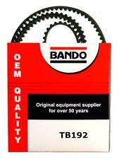Engine Timing Belt-OHC Timing Belt Precision Engineered Timing Belt BANDO TB192