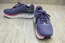 Hoka One One Clifton 5 1093758 Running Shoes, Women's Size 7D, Purple/Pink