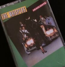 THE WHISPERS Headlights Cassette SEALED