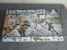 Italeri 6194 Pegasus Battle Bridge D.day 75th Anniversary Set 1 72
