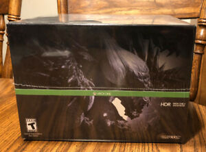 Monster Hunter World Collectors Edition (Xbox One) New - FREE PRIORITY SHIPPING