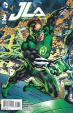 Justice League of America #1 (Vol 4) Green Lantern Variant Cover
