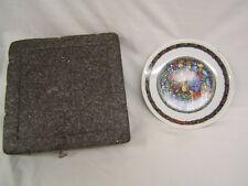3 Wise Men Decorative Plate France #Hs104 Assiette D'arceau-Limoges Vgc