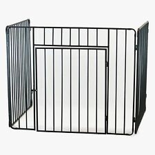 Inglenook Baby Safety Stove Heavy Fire Guard Screen Fireside Fireplace Ing022