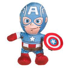 Marvel Avengers Kleines Plüsch Captain America Brandneu