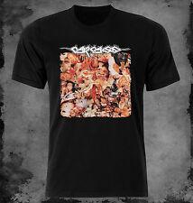 Carcass - Reek of Putrefaction t-shirt XS - S - M - L - XL - XXL (uncensored)
