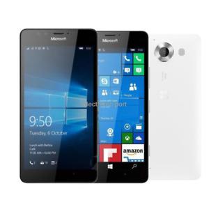 "Original Unlocked Nokia Lumia 950 32GB 5.2"" 20MP  4G LTE Unlocked  Smartphone"