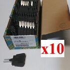 (LOT of 10) NEW 0921024 Phoenix Contact ST-SILED 12-UK 4 Fuse plug 6.3A