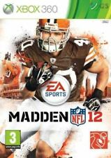 Xbox 360 - Madden NFL 12 (2012) **New & Sealed** Official UK Stock