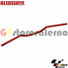 HB152R MANUBRIO ACCOSSATO ROSSO PIEGA BASSA HONDA 600 CB F HORNET 2001