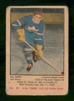 SID SMITH  ROOKIE RC 51-52 PARKHURST 1951-52 NO 84 GOOD+ 17645