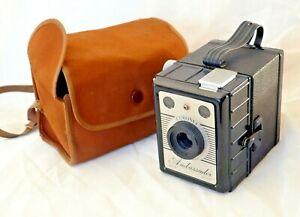 Vintage Coronet Ambassador Box 120 Roll Film Camera