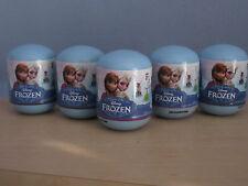 Disney Frozen Deluxe Mini Figure Blind Capsule Lot of 5 (Zuru) Sealed