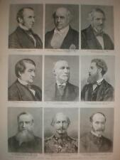 Photos Viceroys of India 1893 UK