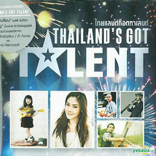 Thailand's Got Talent featuring Belle Nuntita (2013-CD) New-Free Shipping