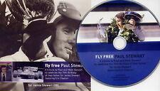 PAUL STEWART/ERIC CLAPTON Fly Free 2009 UK promo-only CD