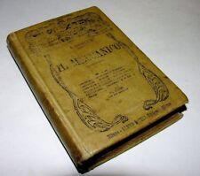 HOEPLI MANUALI IL MECCANICO 1915 (0596)