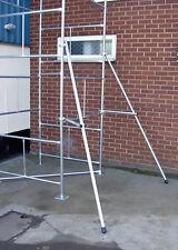 CLASSIC patibolo Torre-Coppia di stabilizzatori / sostegni a sbalzo-ACCIAIO ZINCATO