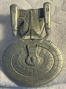 Rare Star Trek Rawcliffe USS Enterprise NCC-1701-D RF1790 - Saucer Separation