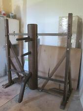 Holzpuppe / wooden dummy / Eichenholz / wing chun / ving tsun / wing tsun