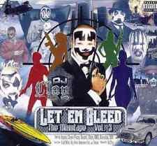 DJ CLAY-LET `EM BLEED THE MI  (US IMPORT)  CD NEW