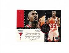 1996 Upper Deck View Points Micheal  Jordan MVP23