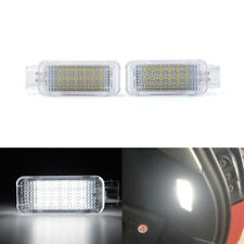 2x For Skoda Octavia MK2 (1Z) 2004-2013 Led Boot Trunk Luggage Compartment Light