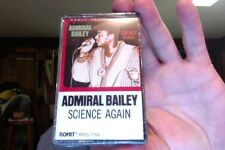Admiral Bailey- Science Again- new/sealed cassette tape- rare?