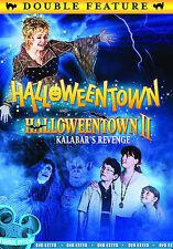 Halloweentown/Halloweentown II (DVD, 2005, Kalabars Revenge)
