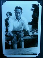 ANTIQUE AMERICAN MARRIAGE CHINESE MAN UNIVERSITY CHICAGO ELITE PHOTOS ALBUM IL