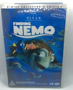 Finding Nemo 2 Disc collector's edition Disney Pixar  DVD region 4