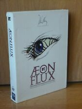 Aeon Flux Box Set 3-Dvd Complete Animated Collection Eps 1-10 Paramount Anime