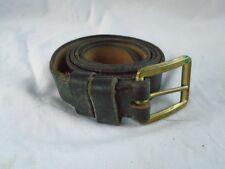 d695101fb951 No ww2 ceinture militaire en cuir armee indochine algerie cm 90