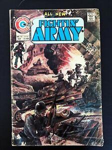 FIGHTIN' ARMY #120 CHARLTON COMICS 1975 VG+