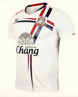 Authentic 2019 Suphanburi FC Thailand Football Soccer League Jersey Shirt White