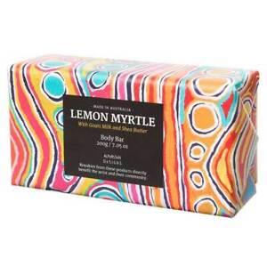 Judy Watson Lemon Myrtle Soap