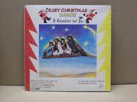 I CAVALIERI DEL RE - BABY CHRISTMAS - DANCE - LP - 33 GIRI - GATEFOLD - VG+/EX+