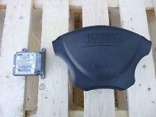 IVECO DAILY DRIVERS AIRBAG AND AIRBAG ECU 69500826 2007 - 2013