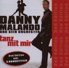 "DANNY MALANDO ""TANZ MIT MIR-SECOND EDITION"" CD NEU"