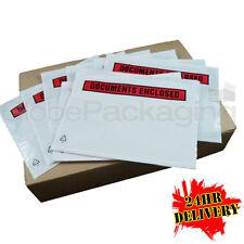 5000 A6 documento stampato racchiusa WALLET BUSTE