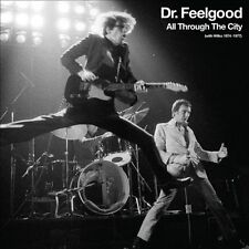 All Through the City (With Wilko Johnson 1974-1977) by Dr. Feelgood (Pub Rock Band) (CD, Apr-2013, 4 Discs, EMI)