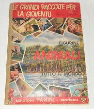 album PANINI - ANIMALI DI TUTTO IL MONDO 1965 - Figurina OTTIMA sticker N. 16
