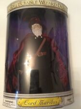 """Wizard Lord Marilus Collectable Doll 14"""" Spencer's Nib vintage"""