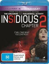 Insidious 2 (Blu-ray, 2014) NEW