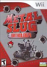 Metal Slug Anthology - Nintendo  Wii Game