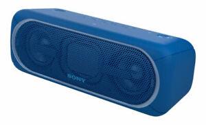 Sony SRS-XB40 Portable Bluetooth Speaker - Blue