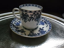 BLUE AND WHITE  DELFT JACKSON & GOSLING FENTON CUP AND SAUCER