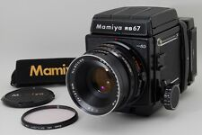 **Mint** Mamiya RB67 PRO SD Medium Format Film Camera w/ 127mm f/3.8 from Japan