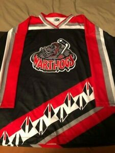Alexandria Warthogs Jersey Size XX-Large with Fight Strap WPHL